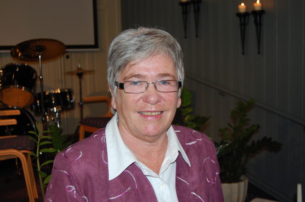 Grethe Storsveen